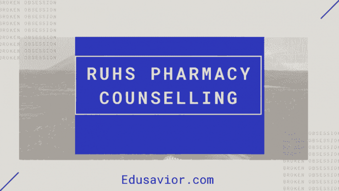 RUHS Pharmacy Counselling