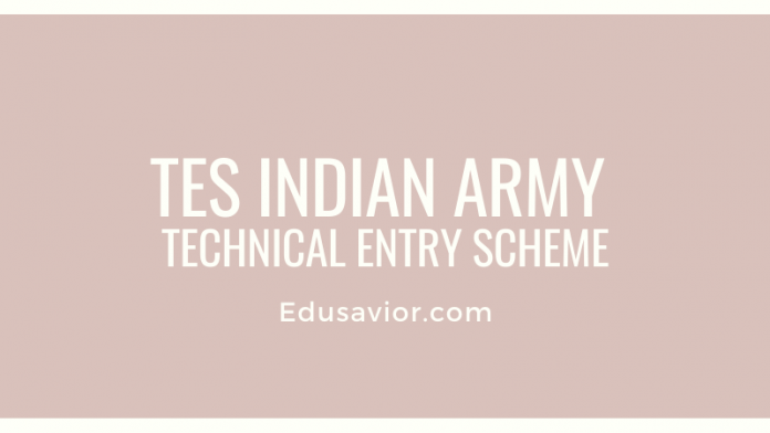 TES Indian Army 201