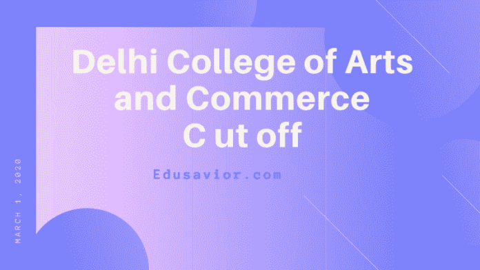 Delhi College of Arts and Commerce